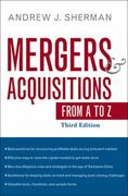 Mergers and Acquisitions from A to Z 3rd edition 9780814413838 0814413838
