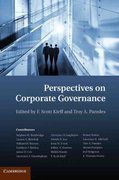 Perspectives on Corporate Governance 0 9780521458771 0521458773
