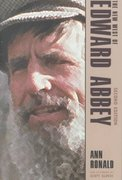 The New West Of Edward Abbey 2nd edition 9780874173574 0874173574