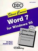 Word 7 for Windows 95 0 9781562433376 1562433377