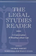 The Legal Studies Reader 1st Edition 9780820451060 0820451061