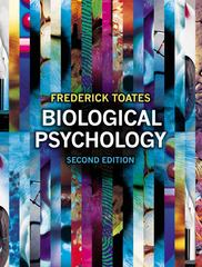 Biological Psychology 2nd Edition 9780131975316 0131975315