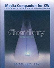 Chemistry 3rd edition 9780130905673 0130905674
