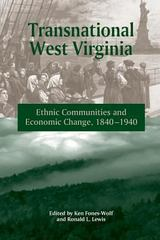TRANSNATIONAL WEST VIRGINIA 1st Edition 9780937058763 0937058769