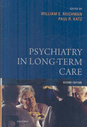 Psychiatry in Long-Term Care 2nd edition 9780195160949 0195160940