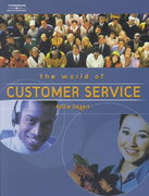 The World of Customer Service 1st edition 9780538726689 0538726687