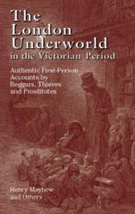 The London Underworld in the Victorian Period 1st Edition 9780486440064 0486440060