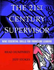 The 21st Century Supervisor 1st Edition 9780787946845 0787946842