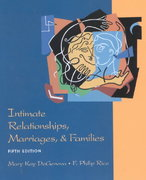 Intimate Relationships, Marriages and Families 5th edition 9780767421669 0767421663