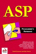 ASP 2.0 Programmer's Reference 0 9781861002457 1861002459