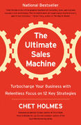 The Ultimate Sales Machine 0 9781591842156 1591842158