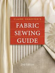 Claire Shaeffer's Fabric Sewing Guide 2nd edition 9780896895362 089689536X