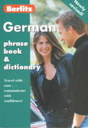 German Phrase Book 1st edition 9782831578453 2831578450