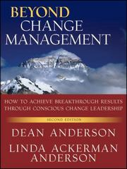 Beyond Change Management 2nd Edition 9780470648087 0470648082