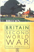 Britain in the Second World War 0 9781134687299 113468729X