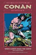 Chronicles of Conan Volume 10: When Giants Walk the Earth and Other Stories 0 9781593074906 1593074905