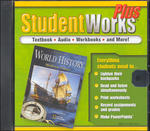 Glencoe World History, Modern Times, StudentWorks Plus CD-ROM 2nd edition 9780078653025 0078653029