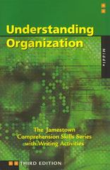 Comprehension Skills, Understanding Organization Middle 2nd edition 9780809201532 0809201534