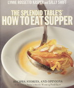 The Splendid Table's How to Eat Supper 0 9780307346711 0307346714