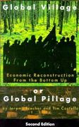 Global Village or Global Pillage 2nd edition 9780896085916 0896085910