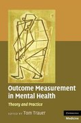 Outcome Measurement in Mental Health 1st edition 9780521118347 0521118344