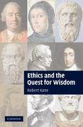 Ethics and the Quest for Wisdom 1st edition 9780521199933 052119993X