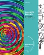Looking Out/Looking In 13th edition 9781439085196 1439085196