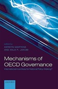 Mechanisms of OECD Governance 0 9780199591145 0199591148