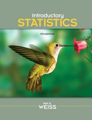 Introductory Statistics 9th edition 9780321691224 0321691229