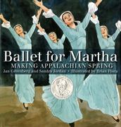 Ballet for Martha 1st edition 9781596433380 1596433388