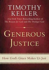 Generous Justice 1st Edition 9780525951902 0525951903