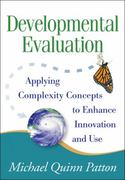 Developmental Evaluation 1st Edition 9781606238721 1606238728