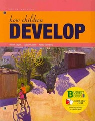 How Children Develop (Loose Leaf) 3rd edition 9781429263528 1429263520