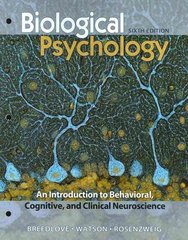 Biological Psychology 6th edition 9780878935574 0878935576