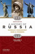 A History of Russia 8th Edition 9780195341997 0195341996