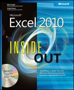Microsoft Excel 2010 Inside Out 1st Edition 9780735626881 073562688X