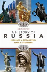 A History of Russia 8th Edition 9780195341973 019534197X