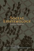 Social Epistemology 1st Edition 9780195334616 0195334612