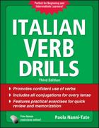Italian Verb Drills, Third Edition 3rd Edition 9780071744737 0071744738