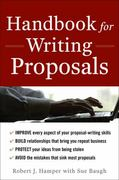 Handbook For Writing Proposals, Second Edition 2nd Edition 9780071746489 007174648X