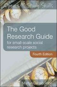 The Good Research Guide 4th edition 9780335241385 0335241387