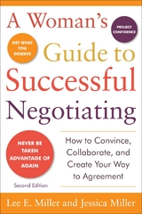 A Woman's Guide to Successful Negotiating, Second Edition 2nd Edition 9780071746519 007174651X