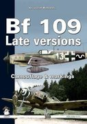 Bf 109 Late Versions 0 9788361421139 8361421130