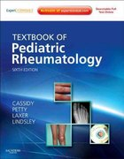 Textbook of Pediatric Rheumatology 6th edition 9781416065814 1416065814