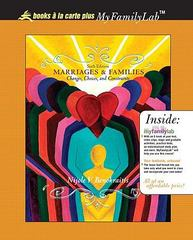 Marriages and Families 6th edition 9780205656509 0205656501