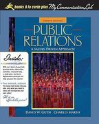 Public Relations 4th edition 9780205702428 0205702422