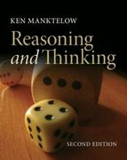 Thinking and Reasoning 2nd Edition 9781841697413 1841697419