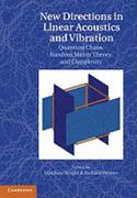 New Directions in Linear Acoustics and Vibration 0 9780521885089 0521885086