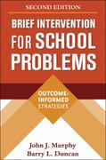 Brief Intervention for School Problems, Second Edition 2nd edition 9781606239308 1606239309