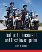 Traffic Enforcement and Crash Investigation 1st Edition 9780135057988 0135057981